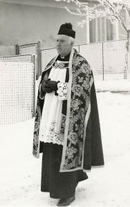 Tajný biskup podzemní církve, otec Josef Blahník